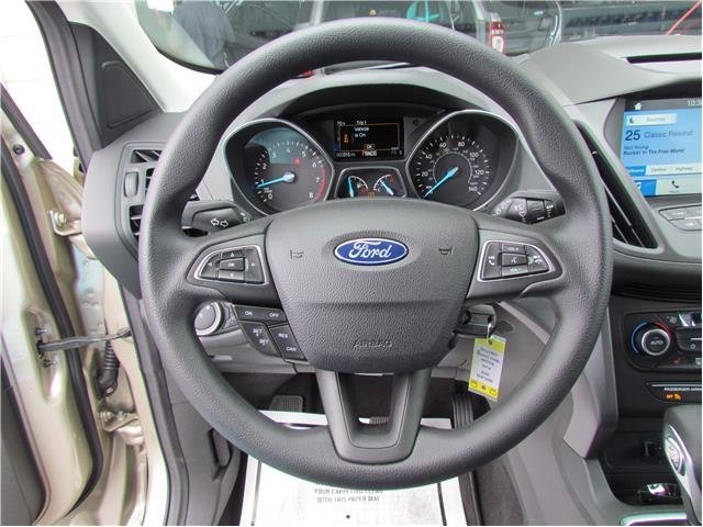 2018 Ford Escape SE Automatic 4X4 4 Door Intercooled Turbo Regular Unleaded I-4 1.5 L/91 Engine SUV