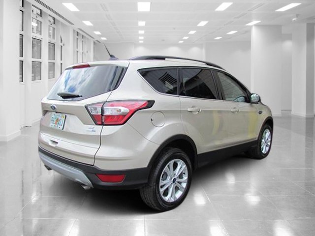 2018 Ford Escape SE SUV Intercooled Turbo Regular Unleaded I-4 1.5 L/91 Engine Automatic