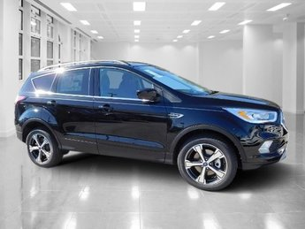 2018 Shadow Black Ford Escape SEL Automatic SUV 4X4 4 Door Intercooled Turbo Regular Unleaded I-4 1.5 L/91 Engine