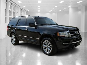2015 Ford Expedition Limited 4 Door Twin Turbo Regular Unleaded V-6 3.5 L/213 Engine SUV Automatic