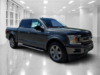 2018 Ford F-150 XLT Automatic Regular Unleaded V-8 5.0 L/302 Engine 4 Door