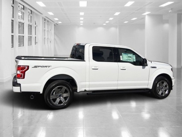 2018 Ford F-150 XLT Twin Turbo Regular Unleaded V-6 3.5 L/213 Engine Truck 4 Door