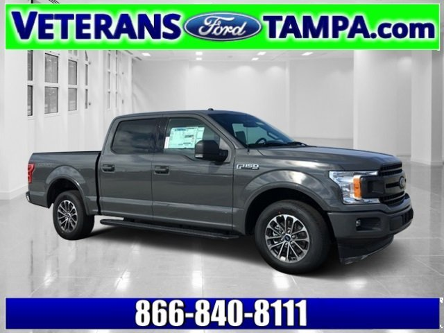 2018 Ford F-150 XLT RWD Truck Twin Turbo Regular Unleaded V-6 2.7 L/164 Engine 4 Door Automatic