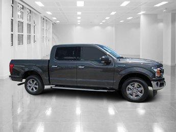 2018 Ford F-150 XLT 4 Door Truck Twin Turbo Regular Unleaded V-6 2.7 L/164 Engine