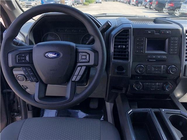 2018 Ford F-150 XLT RWD Automatic Truck 4 Door Twin Turbo Regular Unleaded V-6 2.7 L/164 Engine