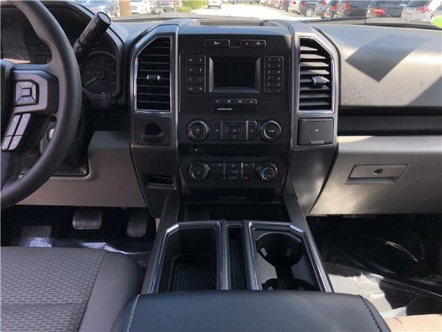 2018 Ford F-150 XLT Twin Turbo Regular Unleaded V-6 2.7 L/164 Engine RWD 4 Door Automatic Truck