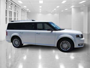 Ford Flex Sel Suv  Door Automatic Fwd