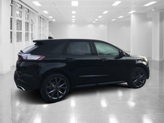 2018 Shadow Black Ford Edge Sport 4 Door Automatic SUV AWD Twin Turbo Premium Unleaded V-6 2.7 L/164 Engine