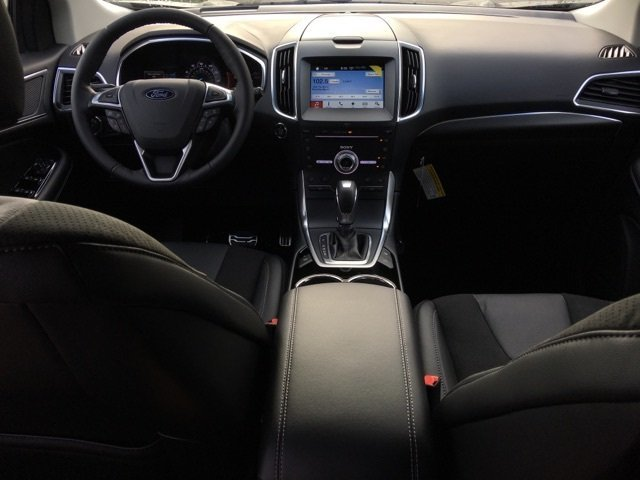 2018 Shadow Black Ford Edge Sport Automatic SUV AWD