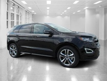 2018 Shadow Black Ford Edge Sport AWD SUV Automatic
