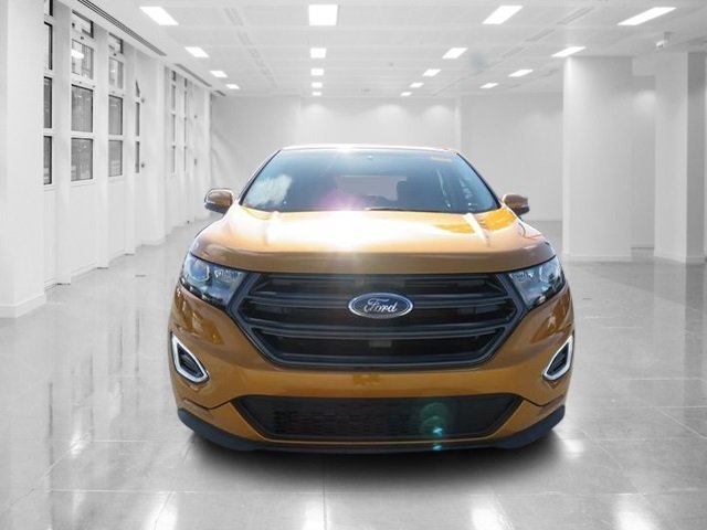 Electric Spice Metallic Ford Edge Sport Automatic  Door Awd