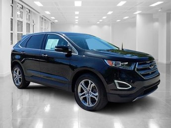 2015 Ford Edge Titanium 4 Door Regular Unleaded V-6 3.5 L/213 Engine FWD