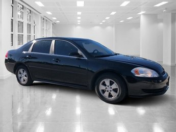 2011 Chevy Impala LS Fleet Automatic Sedan 4 Door FWD
