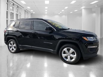 2018 Jeep Compass Latitude FWD 4 Door SUV Automatic