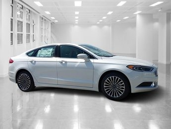 2018 Ford Fusion SE 4 Door Automatic FWD Intercooled Turbo Regular Unleaded I-4 1.5 L/91 Engine Sedan