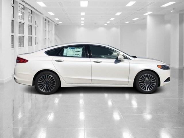 2018 Ford Fusion SE Automatic Sedan 4 Door Intercooled Turbo Regular Unleaded I-4 1.5 L/91 Engine