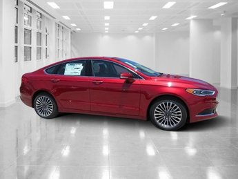 2018 Ford Fusion SE 4 Door FWD Intercooled Turbo Regular Unleaded I-4 1.5 L/91 Engine Sedan