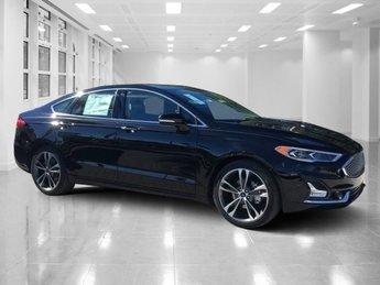 New Ford Fusion Titanium For Sale In Tampa FL