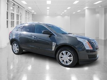 2016 Cadillac SRX Luxury Collection Gas V6 3.6L/217 Engine 4 Door Automatic