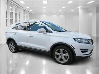 2015 Lincoln MKC Base FWD 4 Door Intercooled Turbo Premium Unleaded I-4 2.0 L/122 Engine Automatic SUV