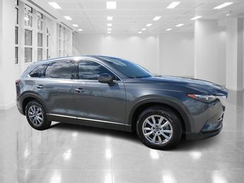 2016 Machine Gray Metallic Mazda CX-9 Touring SUV 4 Door Automatic