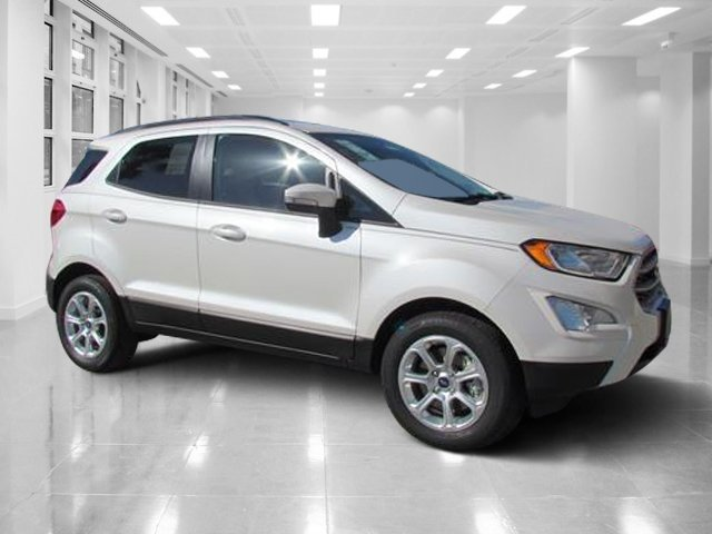 2018 Ford EcoSport SE 4 Door Intercooled Turbo Regular Unleaded I-3 1.0 L/61 Engine FWD Automatic SUV