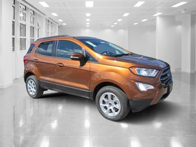 2018 Ford EcoSport SE Automatic Regular Unleaded I-4 2.0 L/122 Engine SUV AWD
