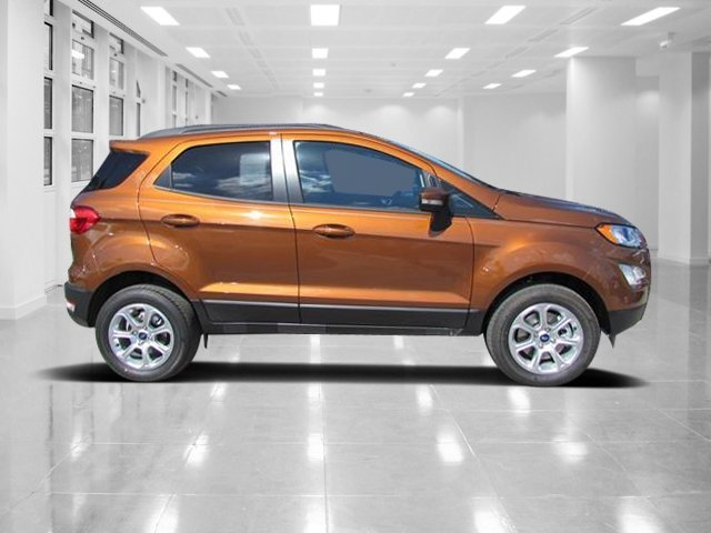 2018 Ford EcoSport SE 4 Door Automatic Regular Unleaded I-4 2.0 L/122 Engine SUV