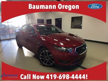 2017 Ford Taurus SHO Sedan AWD Automatic 3.5L V6 Engine 4 Door