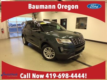 2016 Ford Explorer XLT 2.3L 4 cyls Engine 4 Door SUV FWD