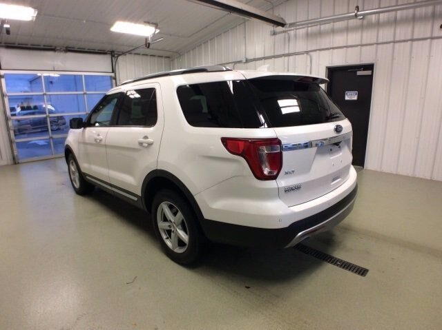 2017 Ford Explorer XLT SUV Automatic 3.5L V6 Engine