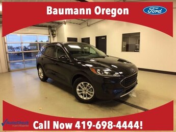 2020 Ford Escape SE Automatic 4 Door 1.5L 3 cyls Engine