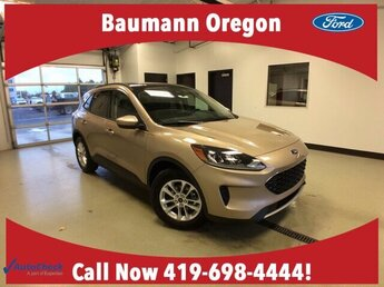 2020 Ford Escape SE 1.5L 3 cyls Engine Automatic 4 Door FWD SUV