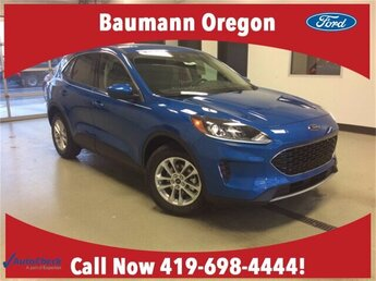 2020 Velocity Blue Metallic Ford Escape SE 1.5L 3 cyls Engine SUV Automatic FWD