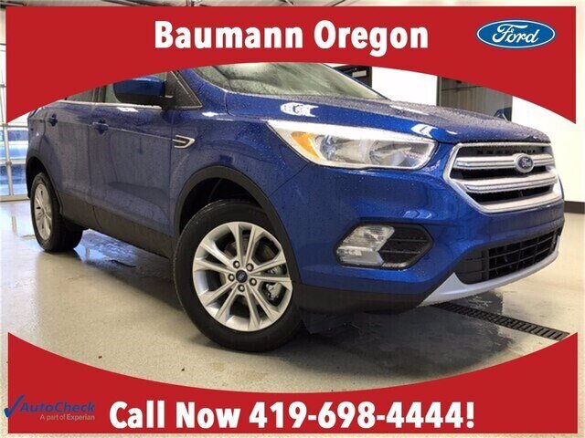 2019 Ford Escape SE 1.5L 4 cyls Engine 4 Door Automatic FWD SUV