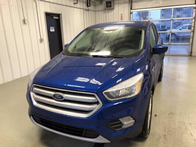 2019 Ford Escape SE FWD 1.5L 4 cyls Engine 4 Door Automatic SUV