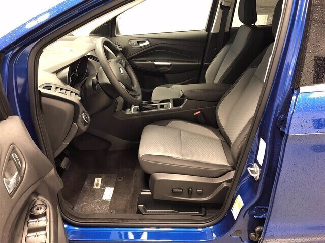 2019 Lightning Blue Metallic Ford Escape SE Automatic FWD SUV 1.5L 4 cyls Engine 4 Door