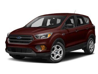 2018 Ford Escape SE SUV Intercooled Turbo Regular Unleaded I-4 1.5 L/91 Engine 4 Door Automatic FWD