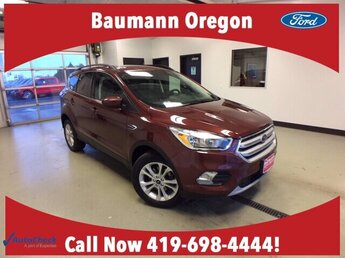 2018 Ford Escape SE FWD Automatic SUV Intercooled Turbo Regular Unleaded I-4 1.5 L/91 Engine 4 Door