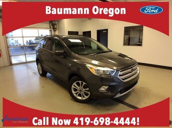 2018 Ford Escape SE 1.5L 4 cyls Engine SUV 4 Door Automatic