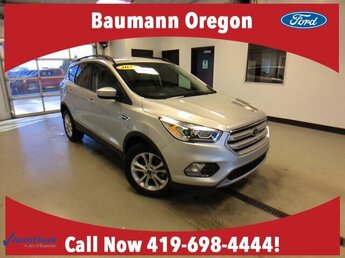 2018 Ingot Silver Metallic Ford Escape SEL 4 Door Automatic SUV 1.5L 4 cyls Engine FWD