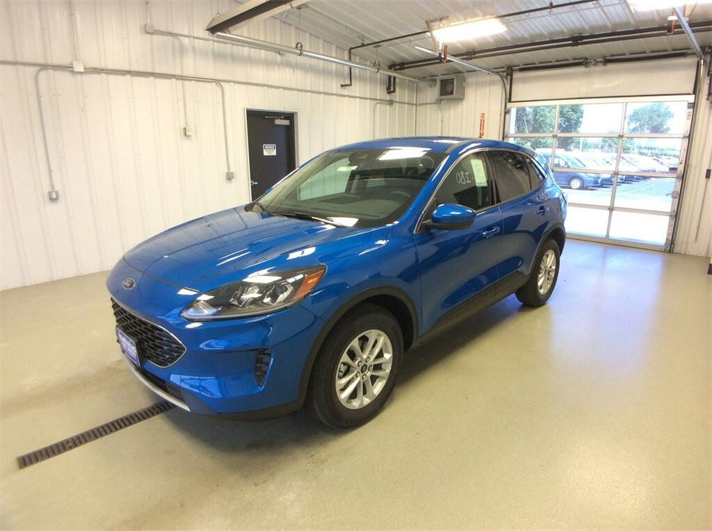 2020 Ford Escape SE 4 Door AWD Automatic SUV