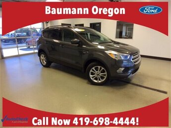 2018 Magnetic Metallic Ford Escape SE SUV Automatic 1.5L 4 cyls Engine 4 Door