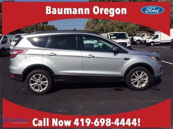 2018 Ford Escape SE 4X4 4 Door Automatic SUV 1.5L 4 cyls Engine