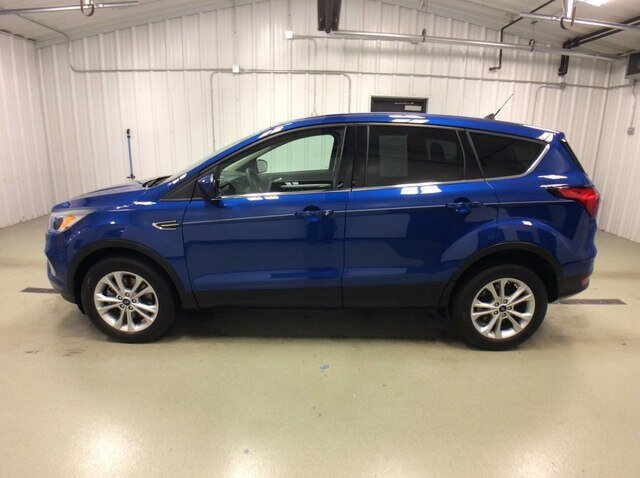 2019 Ford Escape SE Automatic SUV 1.5L 4 cyls Engine 4 Door