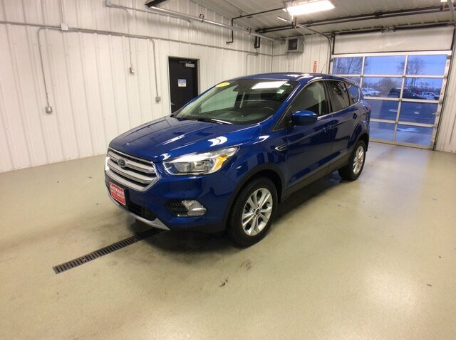 2019 Ford Escape SE SUV 4 Door Automatic 1.5L 4 cyls Engine 4X4