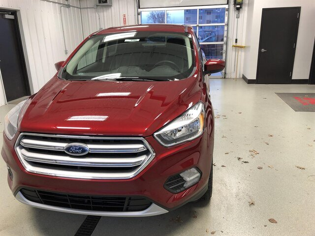 2019 Ford Escape SE 1.5L 4 cyls Engine Automatic 4 Door