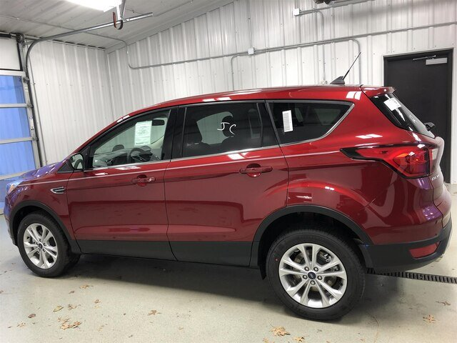 2019 Ford Escape SE 4X4 1.5L 4 cyls Engine SUV Automatic