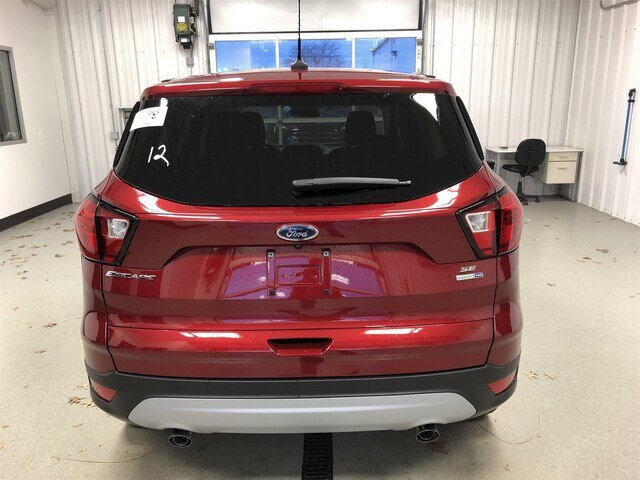 2019 Ford Escape SE 1.5L 4 cyls Engine 4 Door 4X4 SUV