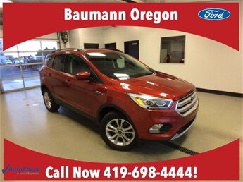 2019 Sedona Orange Metallic Ford Escape SEL SUV Automatic 1.5L 4 cyls Engine 4 Door